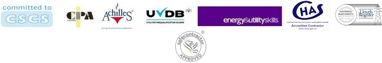 Dutton Contractors - Accreditations Logos